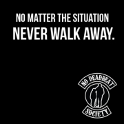 never-walk-away