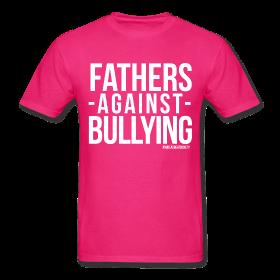 Anti-Bullying Pink T-shirt