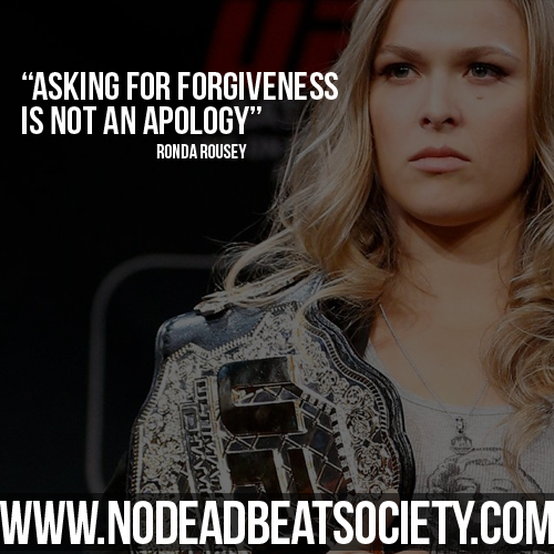 ronda rousey - quote