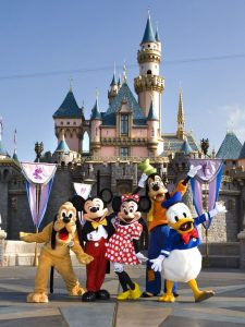 disney land trip for kids